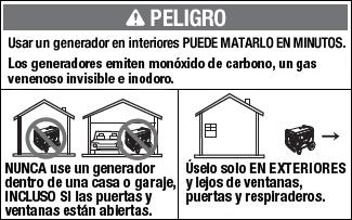 Seguridad de los generadores